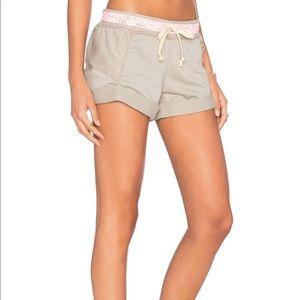 Revolve Maaji Sunny Jogger Shorts in Sunset